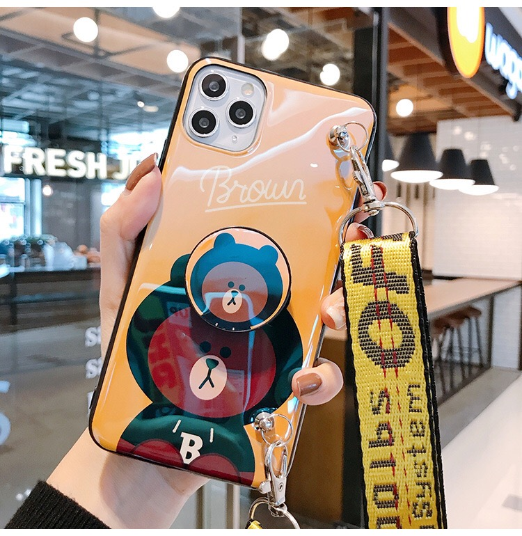For huawei and Apple model cartoon case