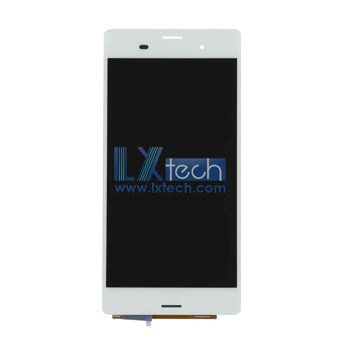 Sony Xperia Z3 LCD Screen White