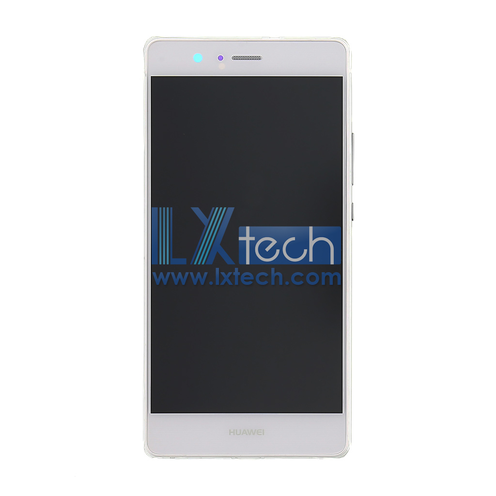 Huawei P9 Lite LCD Screen With Frame White