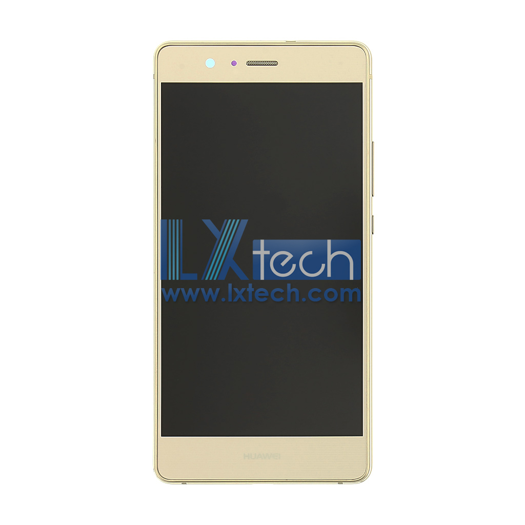 Huawei P9 Lite LCD Screen With Frame Gold