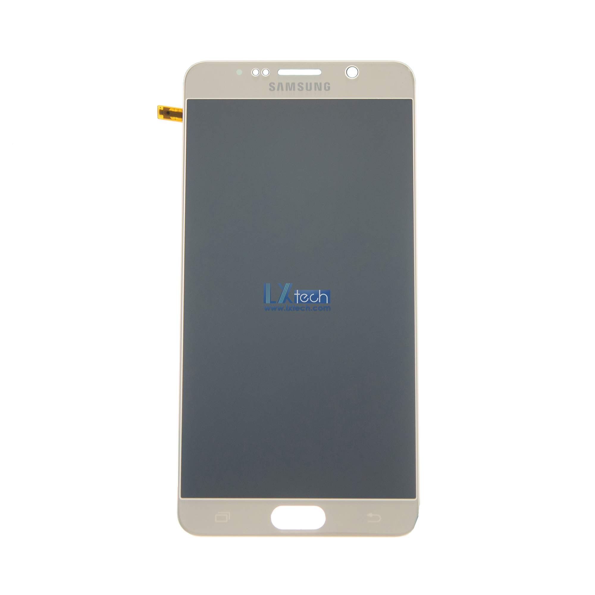 Samsung Note 5 N920 Gold LCD&Touch Screen