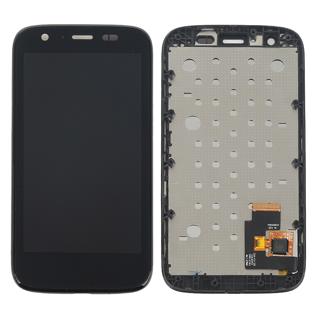 Motorola Moto G LCD&Touch Screen With Frame