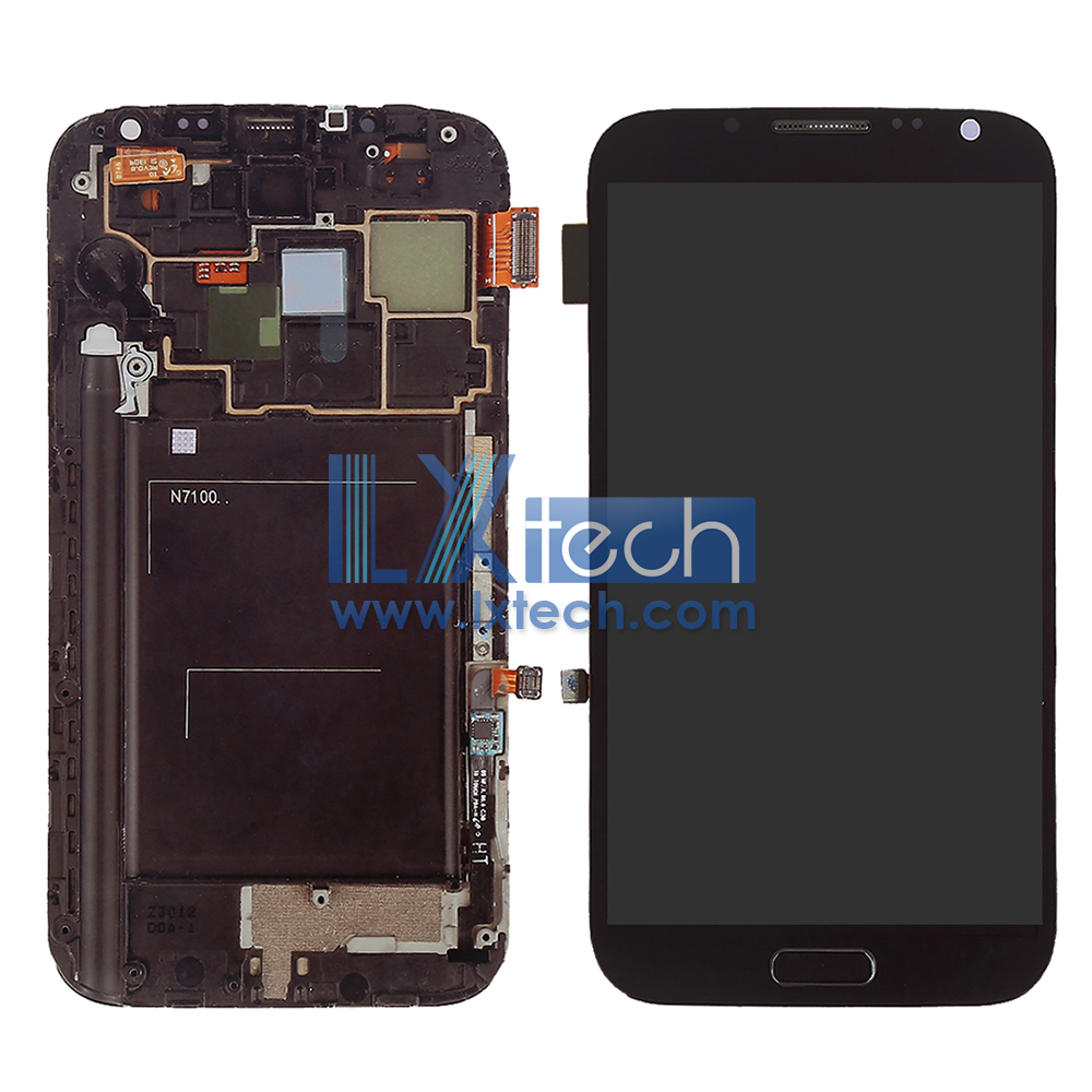 Note 2 N7100 LCD Screen Complete