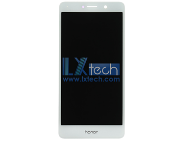 The Basic Structure Of Huawei Honor 6X LCD Screen White