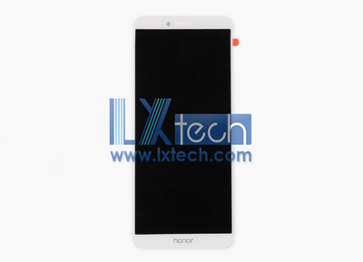 Huawei Honor 7X LCD Screen White Building a Fully Connected World