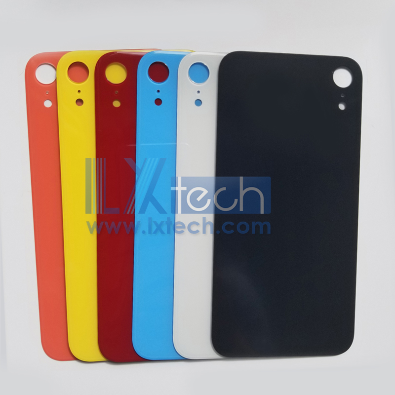 iphone XR glass battery cover back door