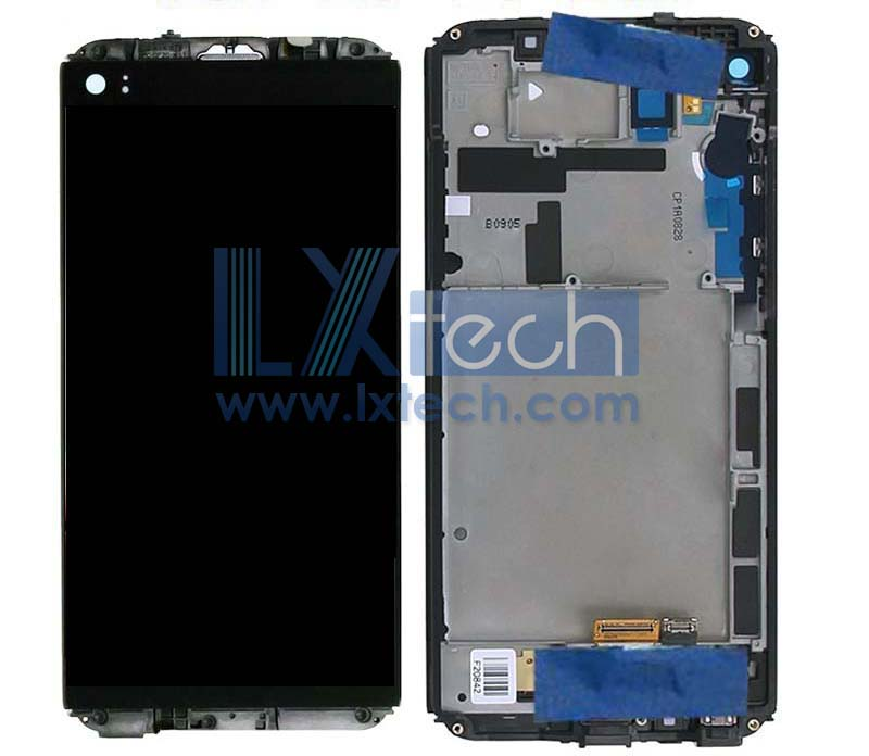 V20 mini Q8 LCD Screen Complete/with frame