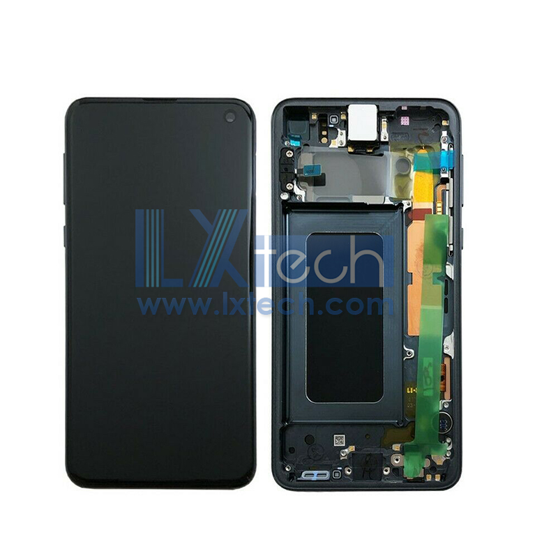 Samsung Galaxy S10 lcd SM-G973F/DSSM G973U Display LCD Screen Complete