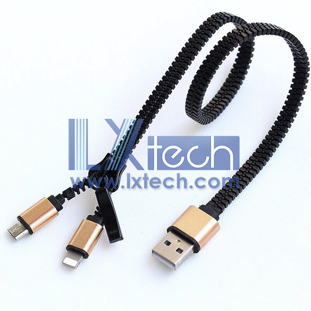 Cable for phone and for type-C